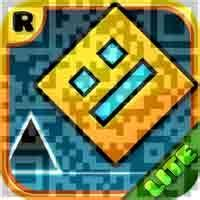 geometry dash lite full version for free we heart it apk android 2 3 android apps pinterest