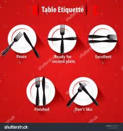Dining Table Etiquette 11 Dining Etiquette Clip