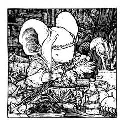 preview mouse guard coloring book doubles as petersen