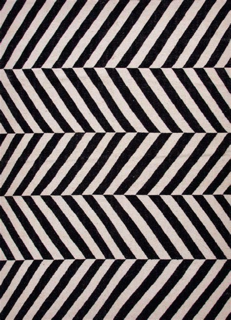 black herringbone rug herringbone rug black and white