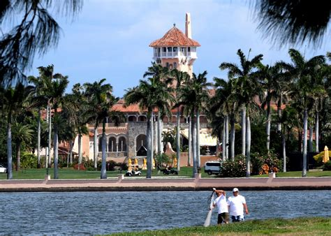 is trump at mar a lago documents show national security council spent taxpayer