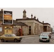 Lincoln St Marks Railway Station 1983 &169 Nigel Thompson Cc
