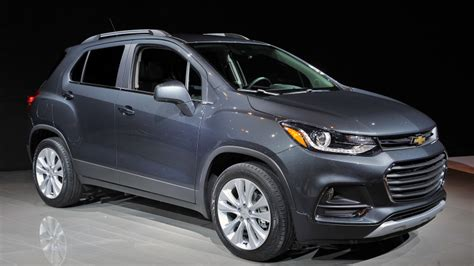 2017 chevrolet trax brings its fresher to chicago