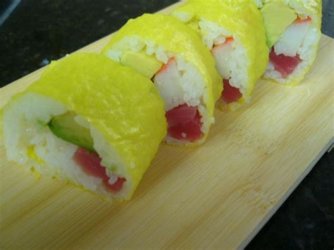 How To Make Sushi With Soy Paper - 26 best images about recipes soy wrappers sushi on