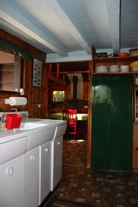 Stacks Room Reservation by C S An Adirondack Cabin