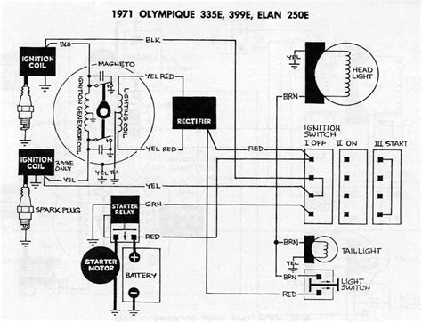 wiring diagram ski doo snowmobile 33 wiring diagram