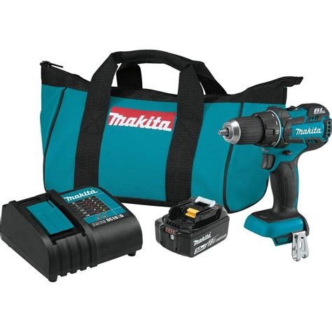 makita 18 volt lithium ion charger makita 18 volt lxt lithium ion compact brushless cordless