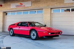 M1 Bmw The Bmw M1 The Supercar With A Sad History