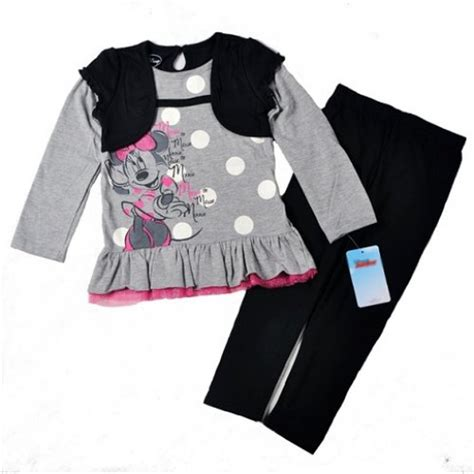 Jumper Baby Jumpsuit Bayi Perempuan Minnie Mouse Free Bandana Ok minnie mouse character clothing minnie mouse