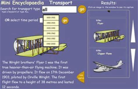 Mini Encyclopedia Sea 17 best images about transport interactive resources from