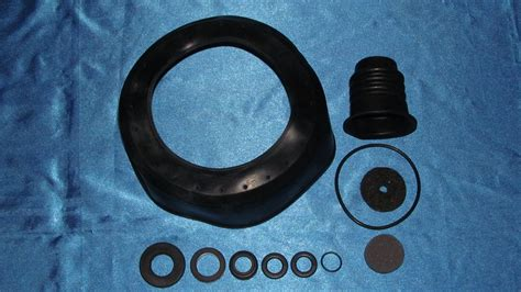Sil Seal Master Rem Depan Blade 1 1962 buick delco power brake booster repair kit