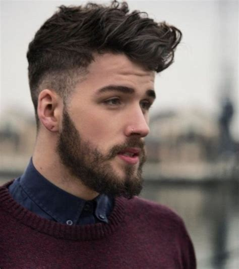 best hair styles to compliment a beard 17 best images about hairstyles on pinterest men curly