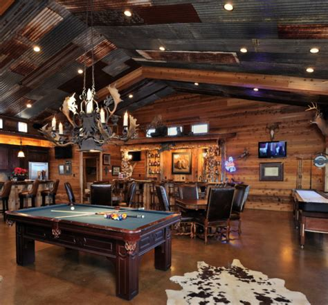 garage game rooms on pinterest large family rooms 15 cool garage man cave ideas home design and interior