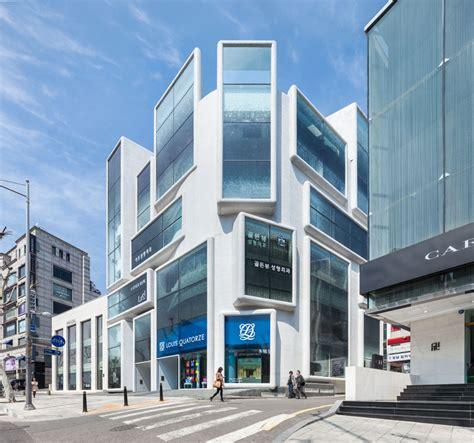 architecture advertising mvrdv completes gangnam style chungha building