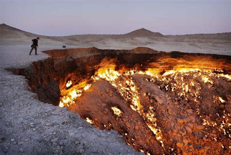 imagenes reales del infierno las puertas del infierno impresionantes fotos real taringa