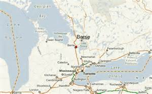 barrie location guide