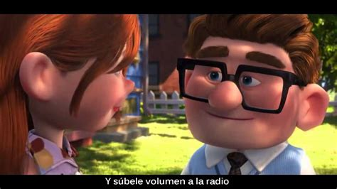 imagenes de up el viejito nickelback lullaby carl ellie up sub esp youtube
