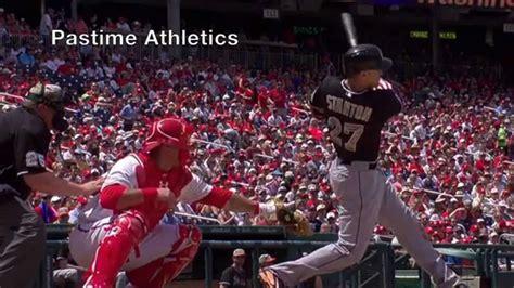giancarlo stanton swing analysis giancarlo stanton slow motion baseball swing hitting