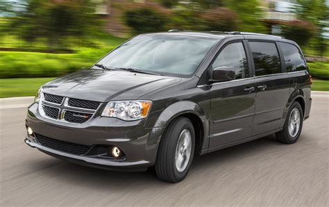 2015 dodge grand caravan review cargurus