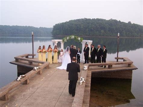 Fisherman Cabins Fall Creek Falls by Wedding On The Pier Of Fall Creek Falls Picture Of Fall