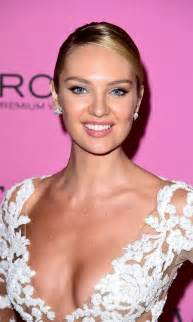 victoria s candice swanepoel at victoria s secret fashion show after