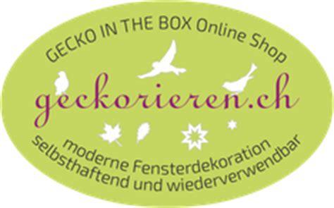 Sichtschutz Fenster Gecko by Gecko In The Box Shop Breu Technik Gmbh