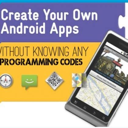 Design Your Own With No Coding Knowledge by Droidappsmaker Lesson Provider Lessonsgowhere