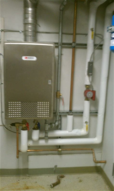 Menlo Atherton Plumbing by Noritz Commercial Tankless Water Heater Nc380 Sv Asme