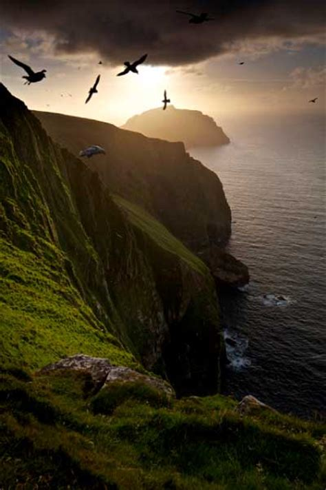 island on the edge st kilda island on the edge scotland info guide