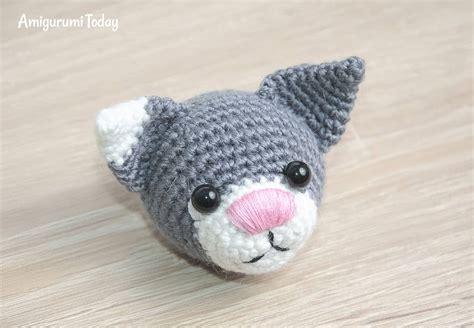 amigurumi head pattern toby the cat amigurumi pattern amigurumi today