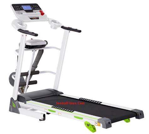 Alat Treadmill Merk Kettler pusat grosir alat fitness bandung jual treadmill elektrik murah