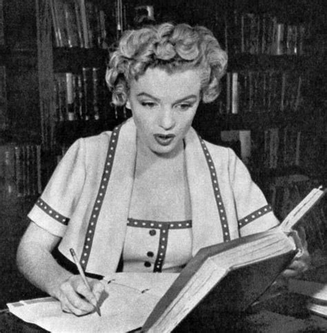 university of california los angeles marilyn monroe marilyn studying it up at ucla all things marilyn