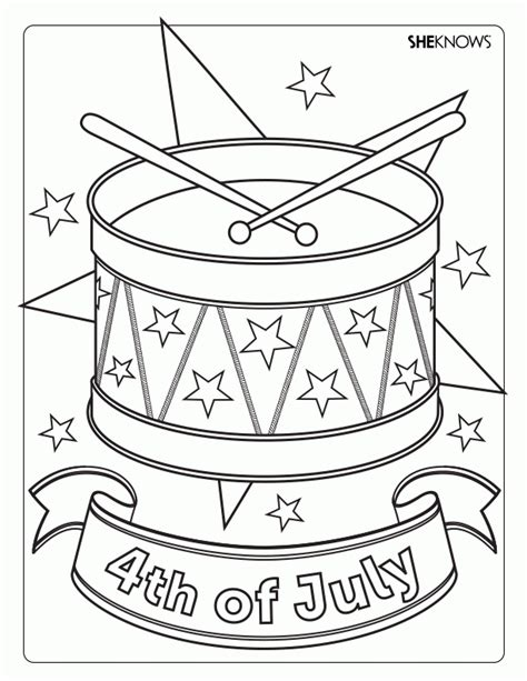 drum coloring page coloring home