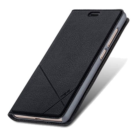 Flip Shell Iseven Xiaomi Redmi 3 Black msvii xiaomi redmi 3s flip leather black 14531