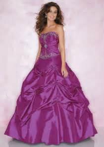 purple dresses for weddings exotica fashion purple wedding dresses
