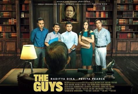 film yang dibuat oleh raditya dika kisah cinta pelik raditya dika kembali terulang di film