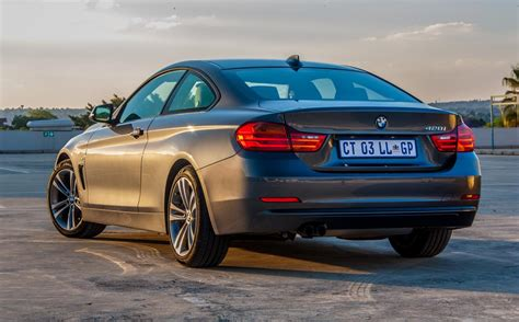 Bmw 1 Series Sedan Price South Africa by Bmw 4 Series Coupe Driven In South Africa Specs And
