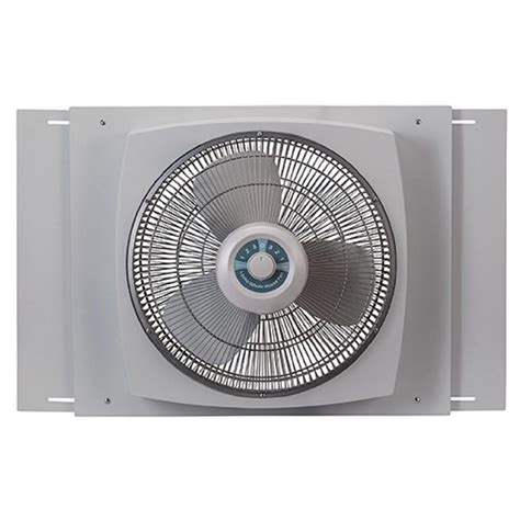 lasko fans home depot lasko 16 in window fan with ez ventilation w16900