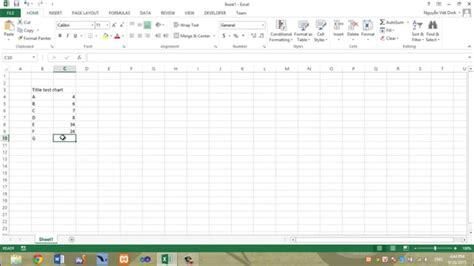 excel tutorial how to graph microsoft excel tutorial how to insert chart in excel