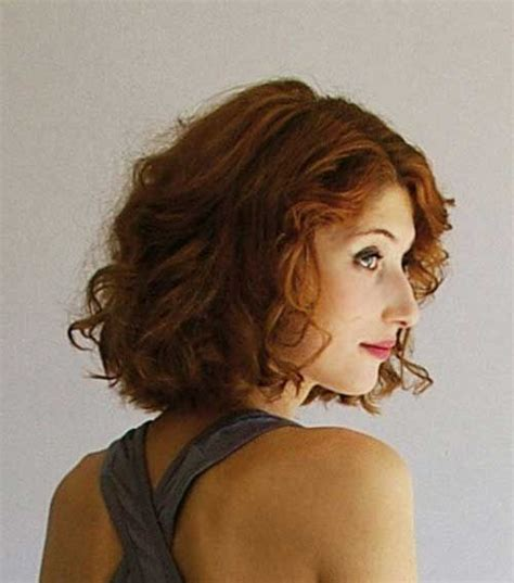 best curling item for short thick hair 15 short haircuts for curly thick hair the best short