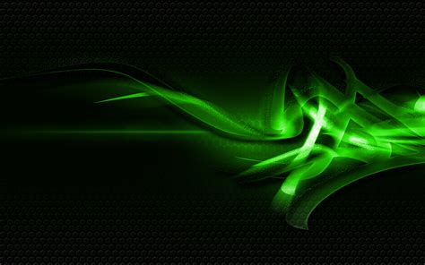 green abstract wallpaper 655752