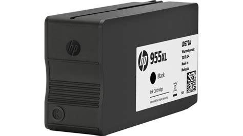 Cartridge Hp 955 Black Xl by Buy Hp 955 Xl High Yield Black Ink Cartridge Harvey