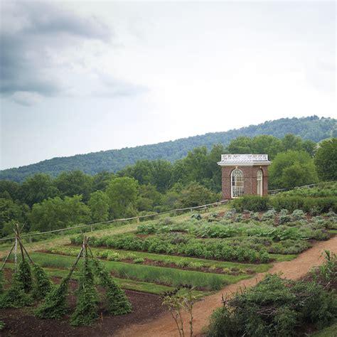 a president s vegetable garden martha stewart