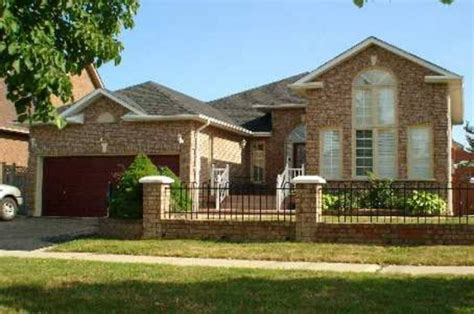 houses for sale with basement apartments all brick bungalow with basement apartment in whitby ontario estates in canada