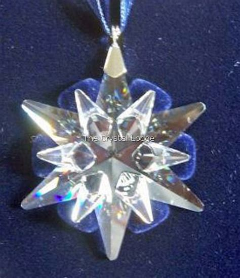 swarovski swarovski 2005 christmas ornament little star