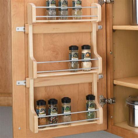 Door Mounted Spice Racks For Cabinets Best 25 Door Mounted Spice Rack Ideas On Pinterest Revolving Spice Rack Rotating Spice Rack