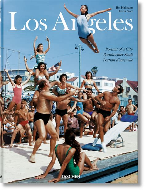 los angeles portrait of los angeles portrait of a city taschen books
