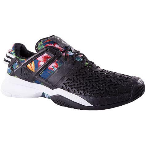 adidas adizero y3 rg feather s tennis shoe black white