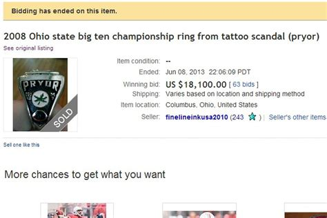 ohio state tattoo scandal terrelle pryor ohio state quot quot chionship