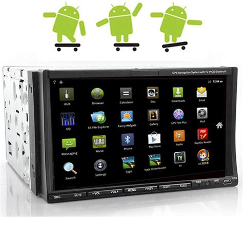 player for android tablet in car entertainment universal din car dvd player with android tablet system gps wifi